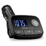 ENERGY SISTEM Energy Car Transmitter F2 Black Night